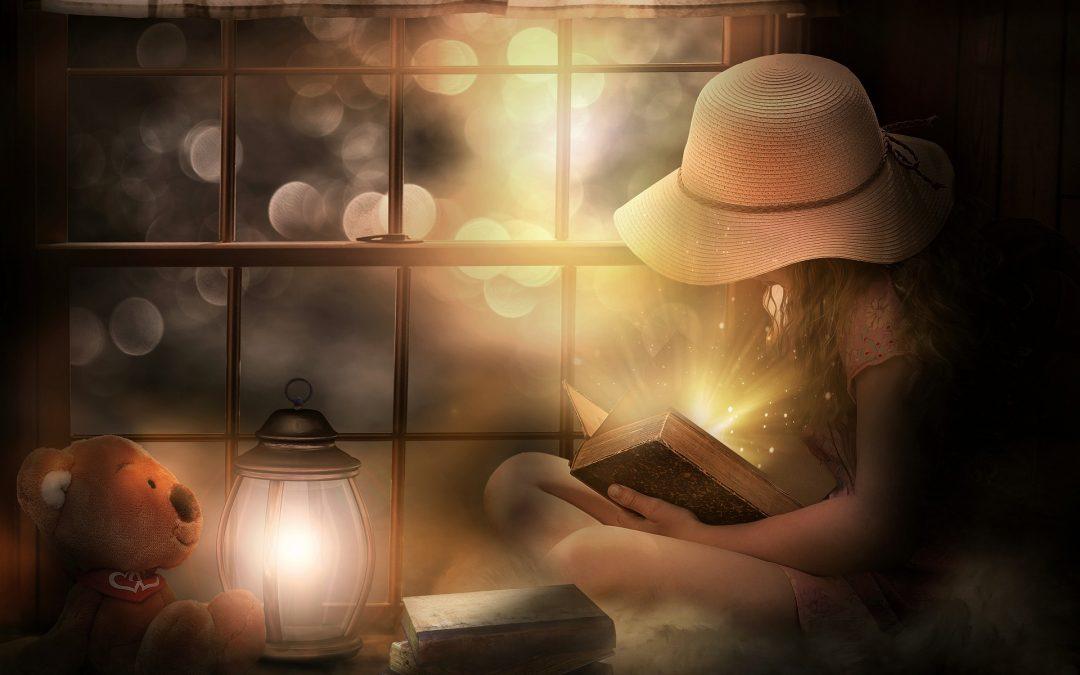 Роди се с книга