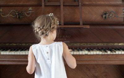 Негово величество  – Пианото